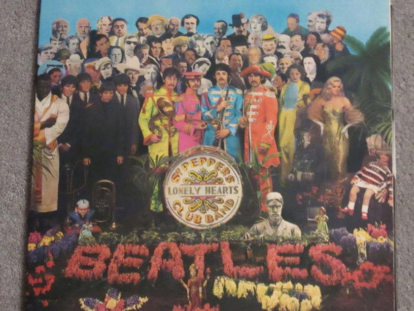 Beatles - Sgt. Peppers on Mobile Fidelity