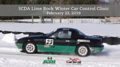 SCDA- WINTER Car Control Clinic-Lime Rock- 2/22/19