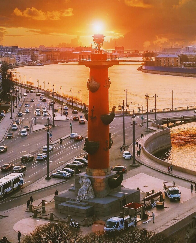 Лучшие виды Санкт-Петербурга: ТОП 10 мест
