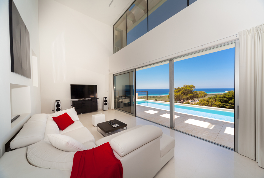 Mahón - Luxury villa directly by the sea (Menorca)