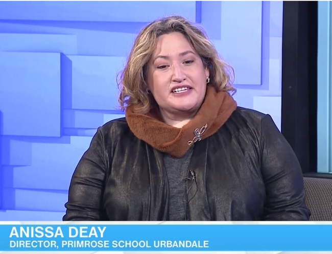 Hello Iowa hosts Director Anissa Deay to speak about Primrose School of Urbandale's.