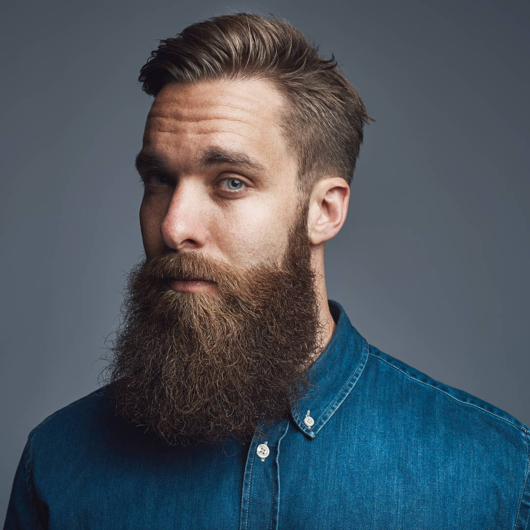 The best bristish beard care brand - man made