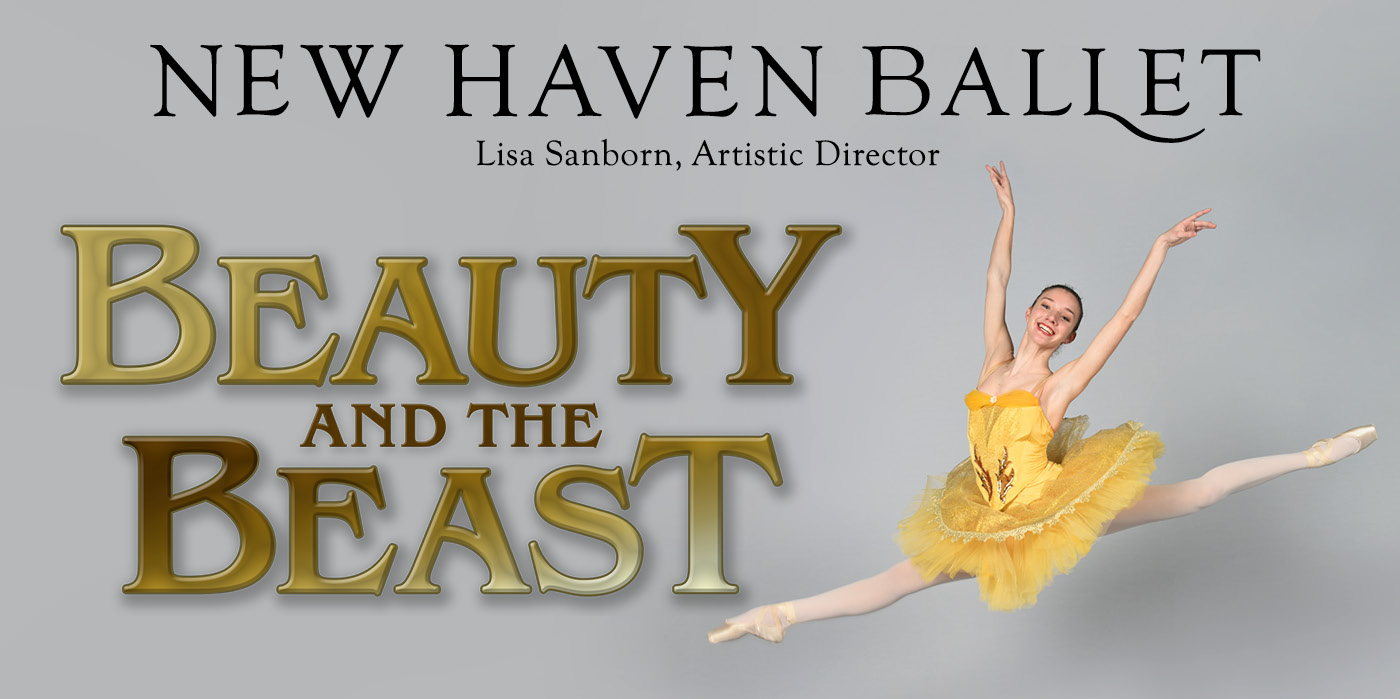 New Haven Ballet presents Beauty and the Beast at the Shubert Theatre