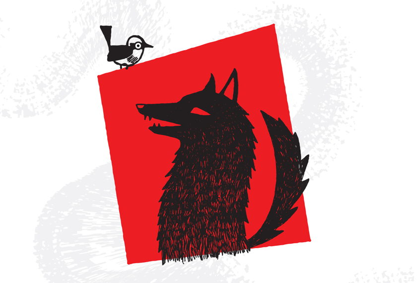 Peter and the Wolf artwork