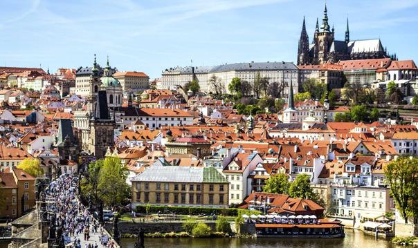 Экскурсия по Праге для детей