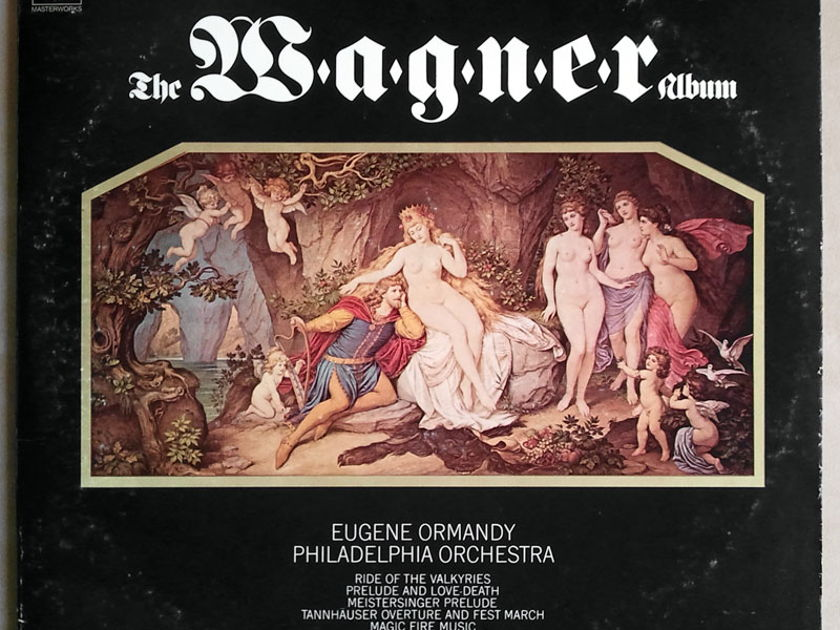 COLUMBIA | ORMANDY/WAGNER - The Wagner Albums / 2-LP / NM