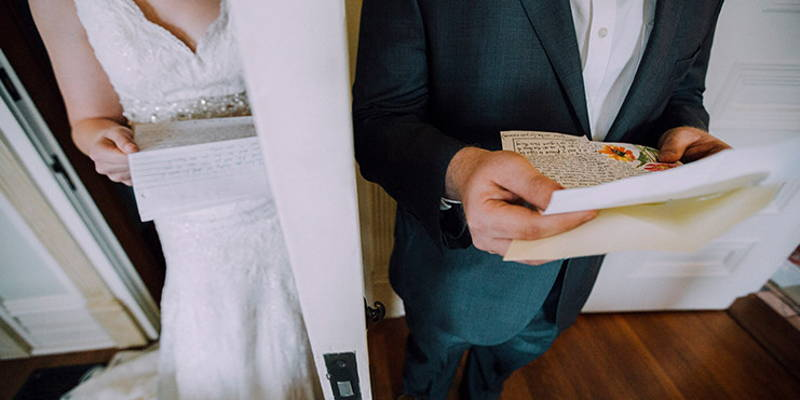 Top-5 Most Forgotten Things on Wedding Morning