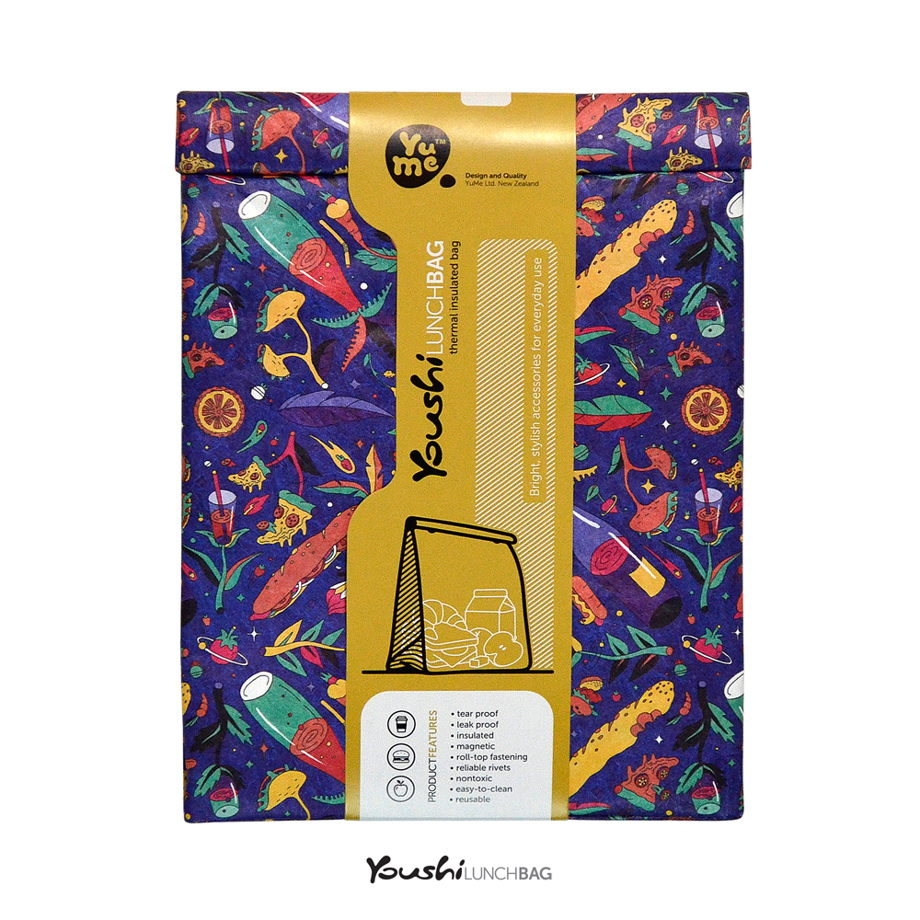 "Термосумка Youshi Lunch Bag ""Ramble"" от YuMe"