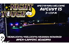 NIGHT TOUGE #4 - August 15th, 2020: 3-11PM