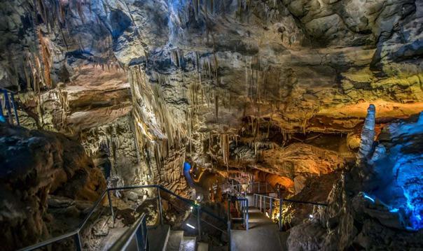 Мартвильский каньон — пещера Прометея