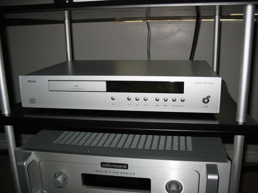Arcam CD82 CD Player