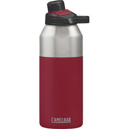Plastic free alternative reusable water bottle from Sustainable brand Camelbak