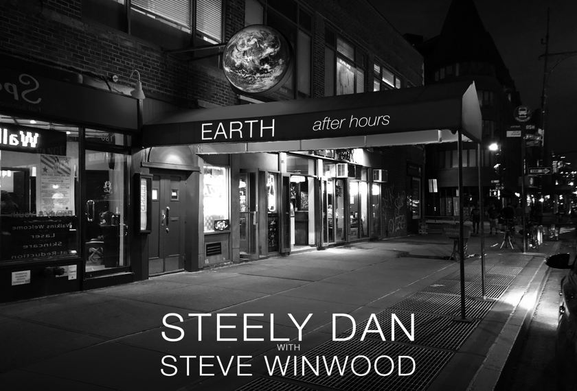 Steely Dan artwork
