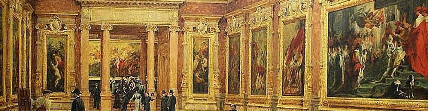 Лувр — крупнейший мировой музей и тысячилетняя история человечества