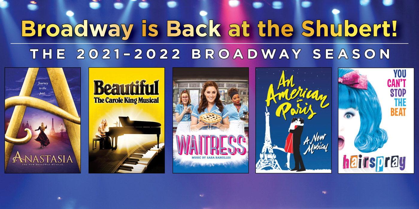 2021-2022 Broadway Series