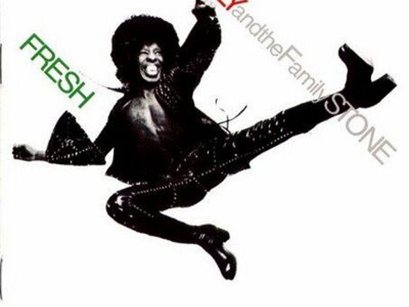 Sly & Family Stone - Fresh rare recalled cd rare tracks