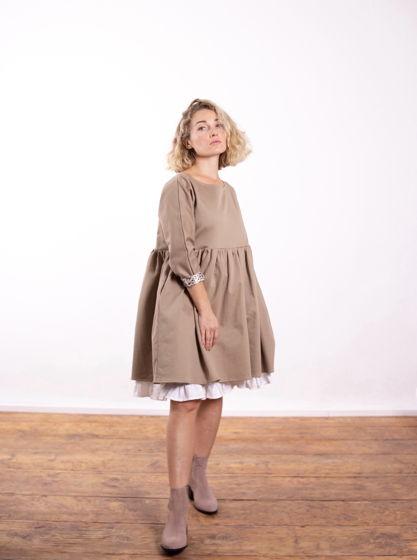 платье с подъюбником  EASY ONE