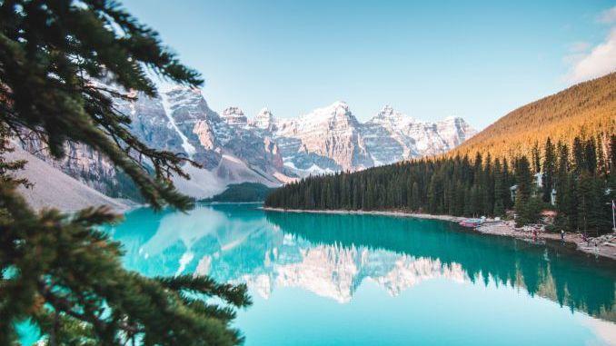 Pristine lakes