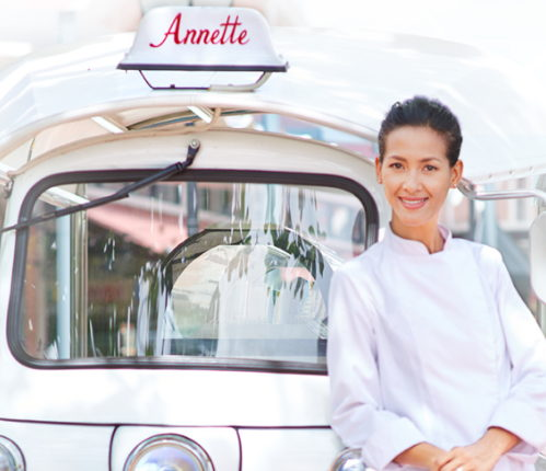 About Annette Ice Cream