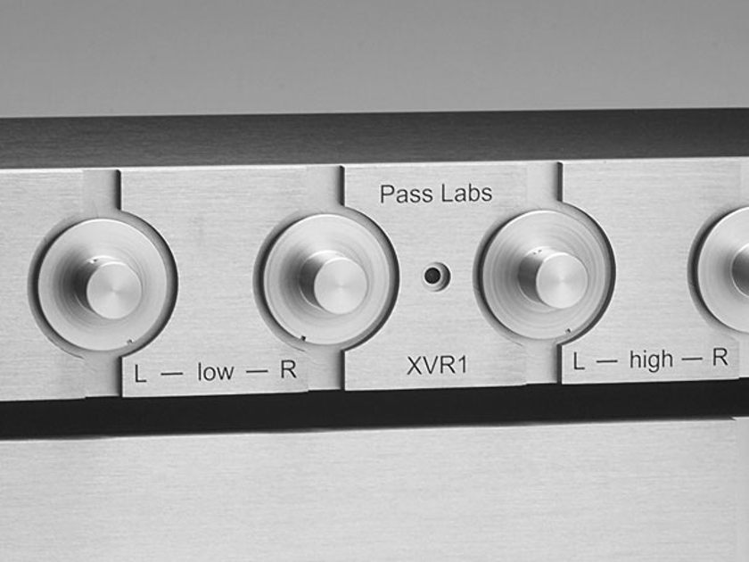 Pass Labs XVR-1-3 Crossover