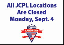 Image for All Branches Closed On Labor Day