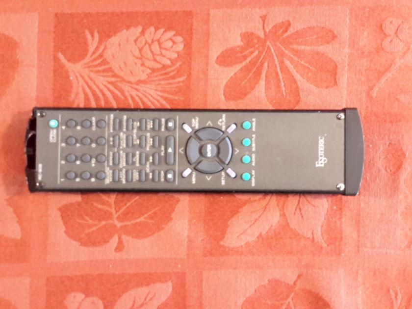 Esoteric DV-50s Universal Player