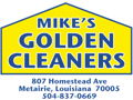 $50 Gift Certificate to Mike's Golden Cleaners