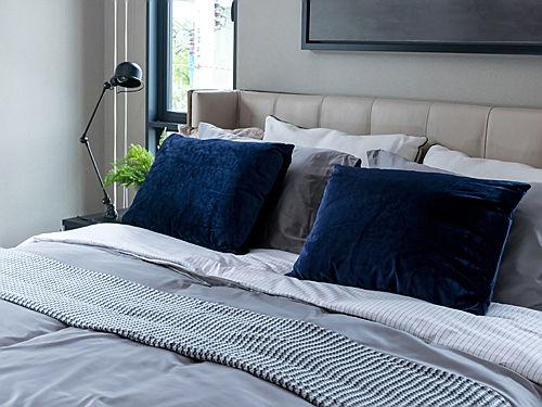 Weiß, grau oder blau – Schlafzimmer Inspiration! - Engel ...