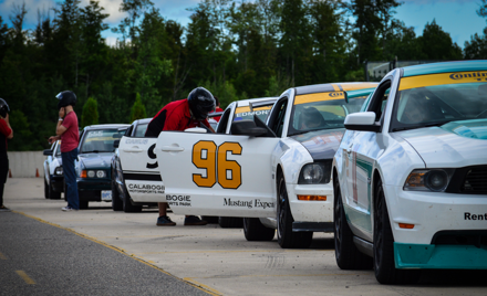 Mustang Hot Laps June 2019