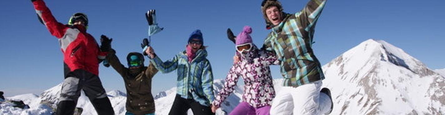 Трансфер из аэропорта Мюнхена на горнолыжные курорты Австрии