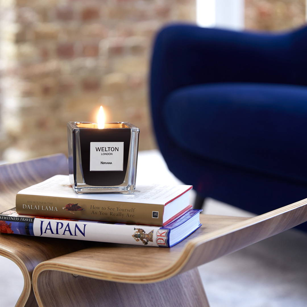Spring Inspiration The Onyx Collection offers a vast choice of fragrances and scents luxury scented candles elegant scented candle urban contemporary design cubic shape high quality