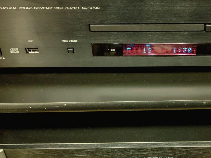 yamaha cd s700 cd sacd players audiogon. Black Bedroom Furniture Sets. Home Design Ideas