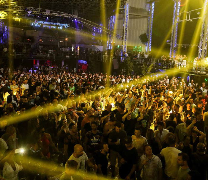 Privilege Ibiza nightclub parties, nightclub guide ibiza