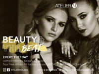 BEAUTY & THE BEAT - LADIES NIGHT image