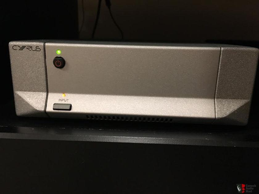 Cyrus Electronics pre2 dacQx Stereo 200 Cyrus pre power price drop