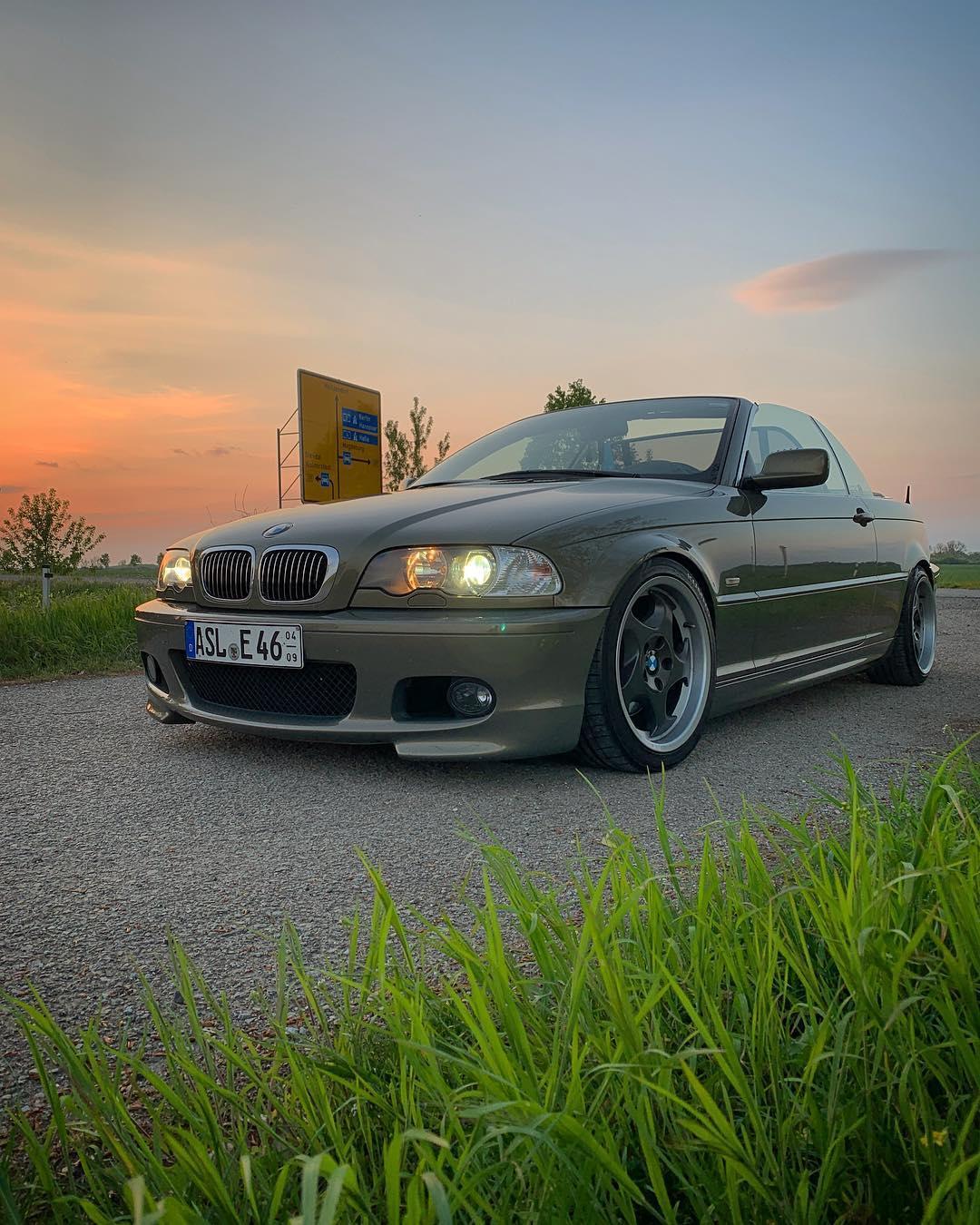 Bmw style 21 wheels e46