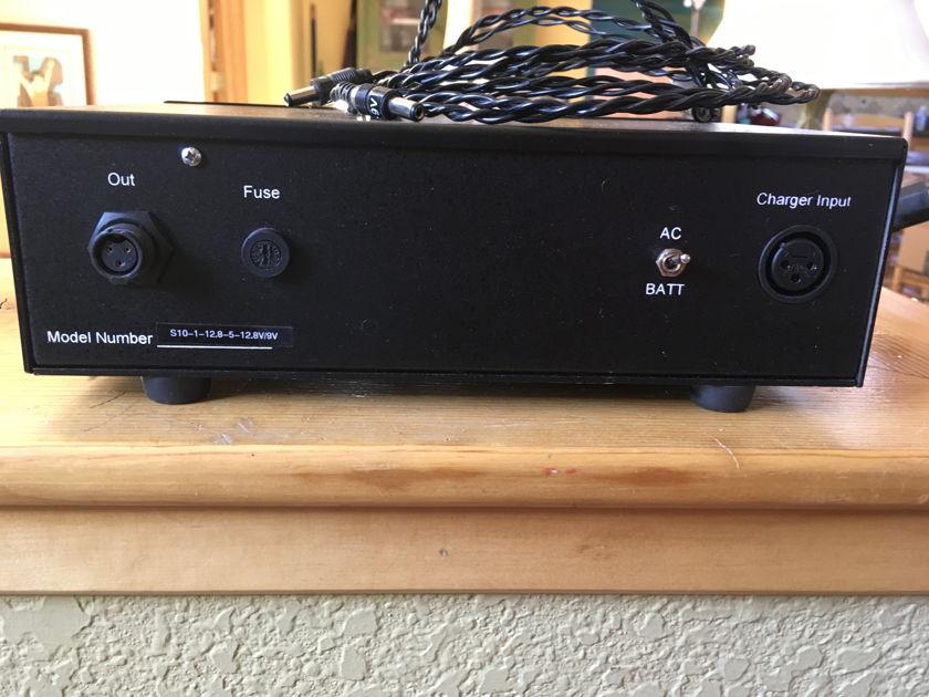 Red Wine Audio Black Lightening Get off the grid!