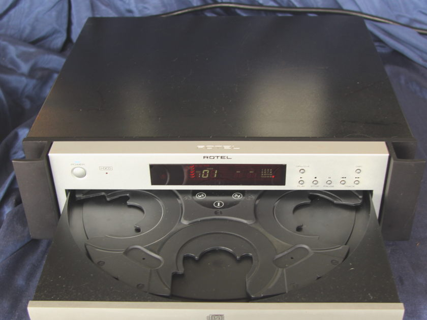 Rotel RCC-1055 5 CD Player & Transport