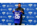 Saquon Barkley Signed Jersey