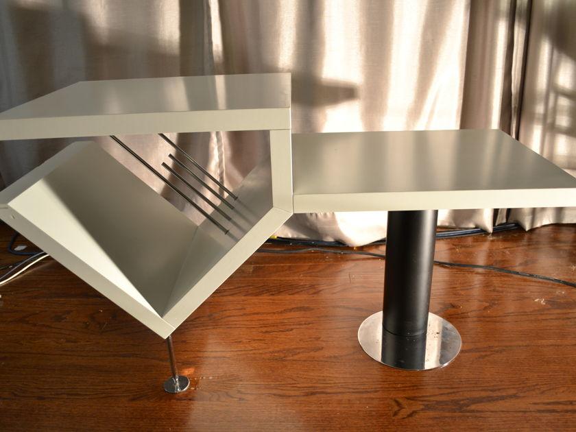 Bang & Olufsen Attyca 2 Music Storage System Stand Rack Table B&O BEWORLD