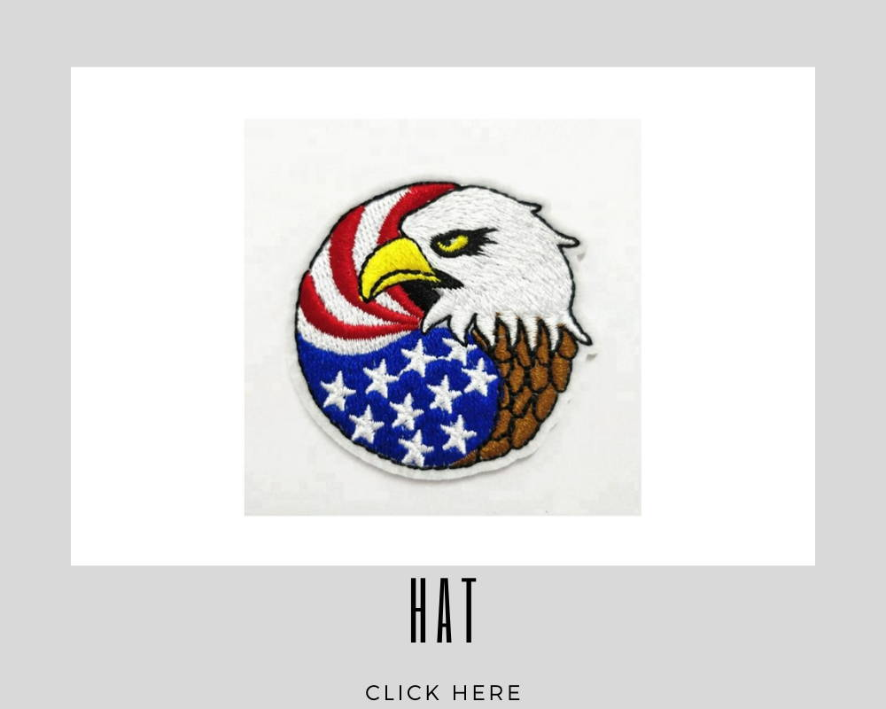 Custom Embroidery Patches Hat Corporate