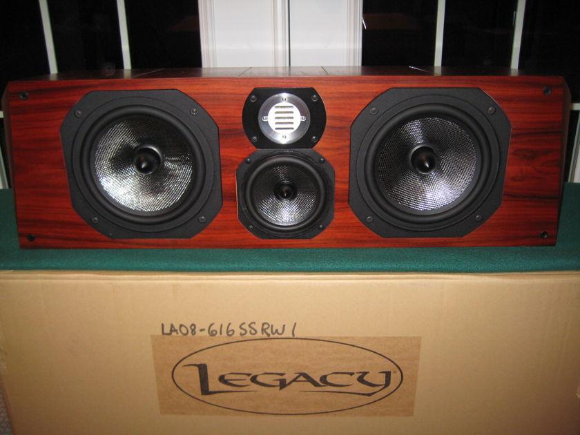 Legacy Audio Silverscreen HD Rosewood veneer!