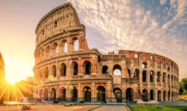 Весь Рим за день - для пассажиров круизных лайнеров