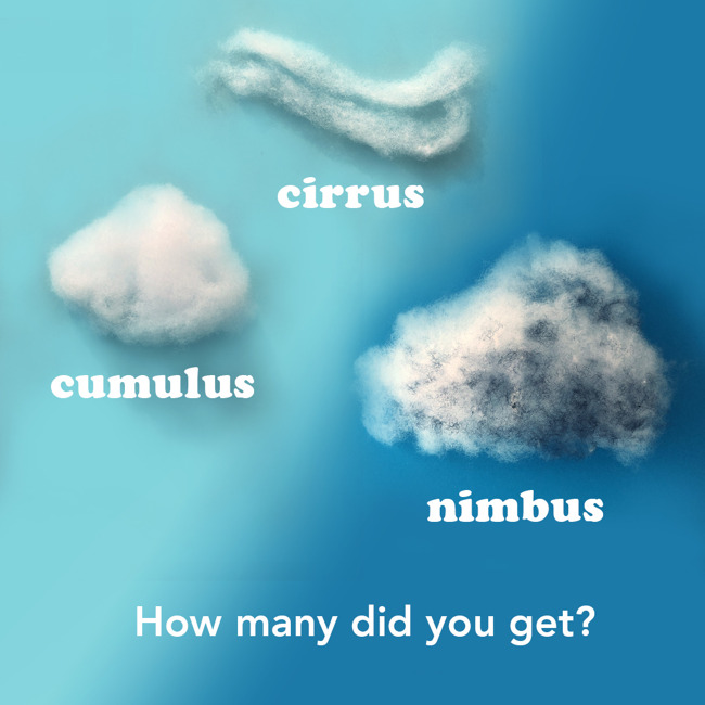 cloud quiz