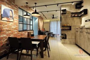 dcs-creatives-sdn-bhd-industrial-modern-malaysia-selangor-dining-room-living-room-interior-design