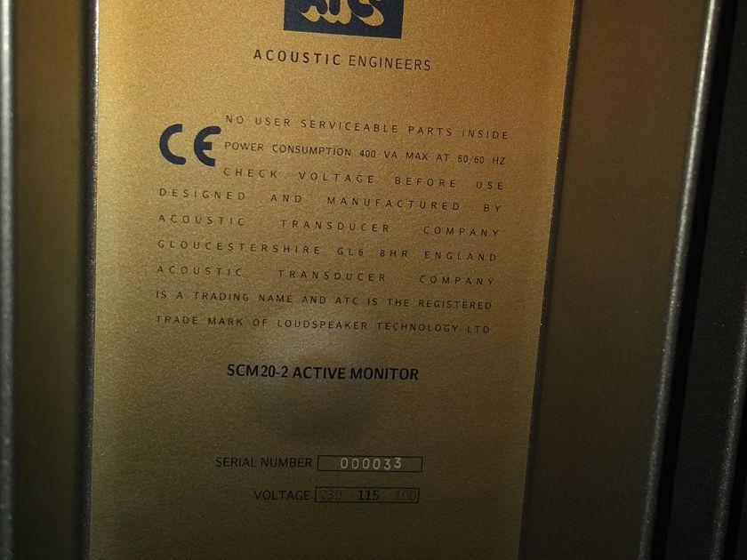 ATC SCM 20 Active (pair)