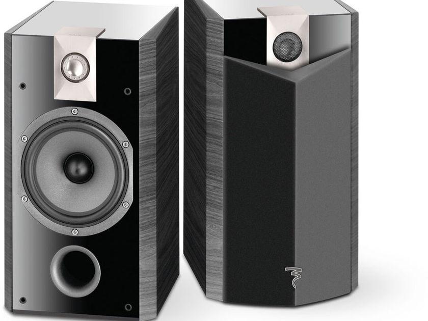 Focal Chorus 807V Speakers (Ebony Finish)