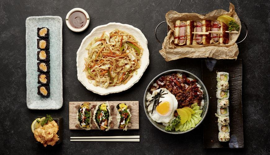 Miyabi Sushi Media City image
