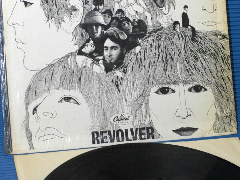 "THE BEATLES - - ""Revolver"" - Capitol 1966 Original Release"