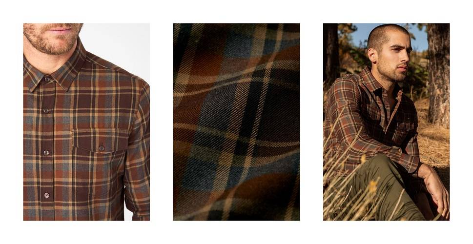 Gunnar Double Pocket Flannel
